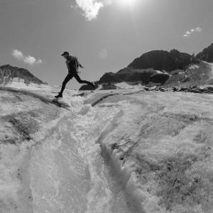 Glacier running