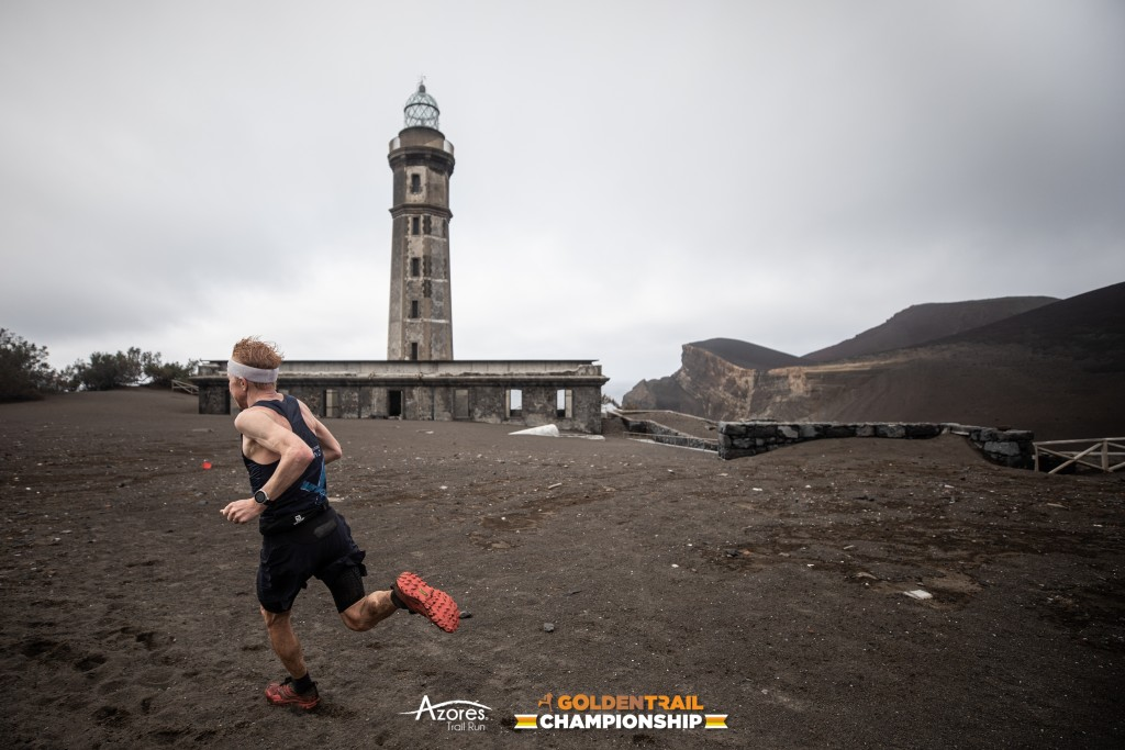Picture: Going all the way, with sisu. @GoldenTrailSeries   @AzoresTrailRun  @VisitAzores.travel   Mickael Mussard #GoldenTrailChampionship